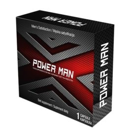 POWER MAN – tabletki na potencję (1 kapsułka)